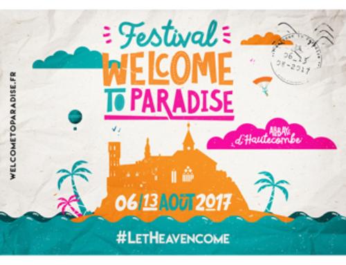 Festival Welcome to Paradise, du 6-13 août 2017 , à l'abbaye de Hautecombe
