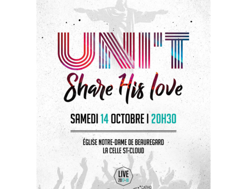 UNI'T à la Celle St Cloud – samedi 14 octobre