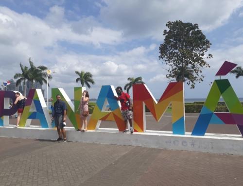 Les JMJistes du diocèse de Versailles à Panama City
